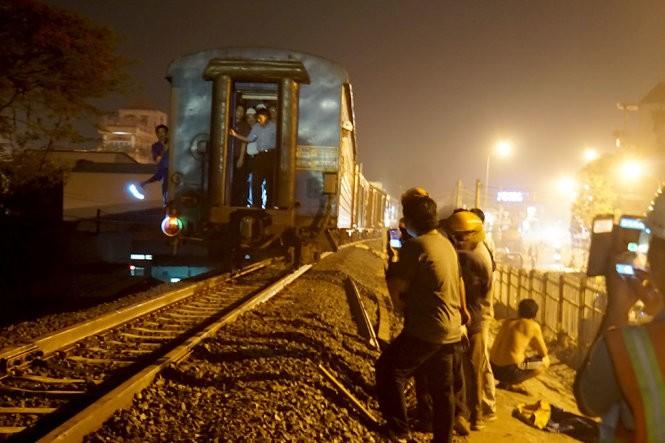 Thông cầu Ghềnh mới, đường sắt Bắc Nam liền một dải ảnh 9
