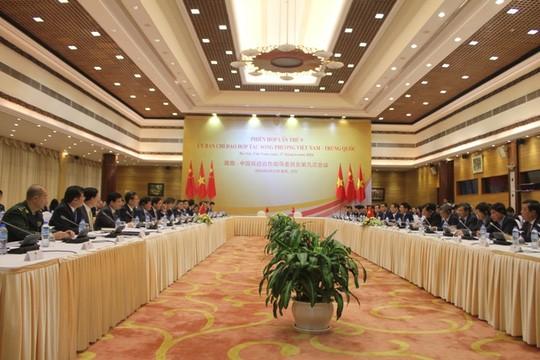 Việt Nam và Trung Quốc thảo luận tình hình Biển Đông ảnh 1