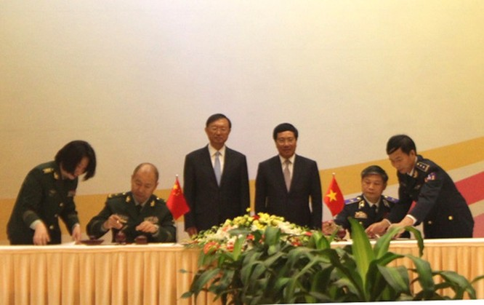Việt Nam và Trung Quốc thảo luận tình hình Biển Đông ảnh 4