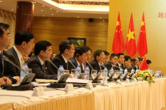 Việt Nam và Trung Quốc thảo luận tình hình Biển Đông ảnh 3