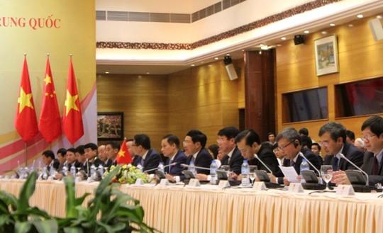 Việt Nam và Trung Quốc thảo luận tình hình Biển Đông ảnh 2