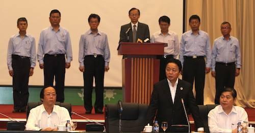 Bộ trưởng Trần Hồng Hà: 'Tôi vừa trải qua 84 ngày căng thẳng nặng trĩu' ảnh 1