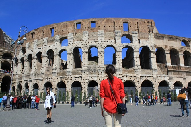 Khám phá thành phố Rome