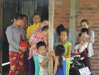 Hoàn cảnh đáng thương của các ngư dân Việt Nam bị hải quân Thái Lan bắn và bắt giữ ảnh 1