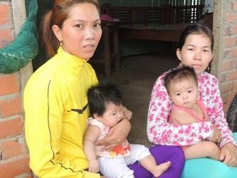 Hoàn cảnh đáng thương của các ngư dân Việt Nam bị hải quân Thái Lan bắn và bắt giữ ảnh 2