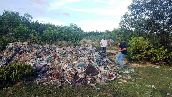 Dân biết Formosa đổ thải từ lâu, nhưng Sở TN-MT nghĩ bùn thường... ảnh 7
