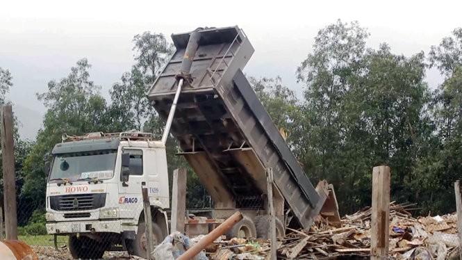 Dân biết Formosa đổ thải từ lâu, nhưng Sở TN-MT nghĩ bùn thường... ảnh 2