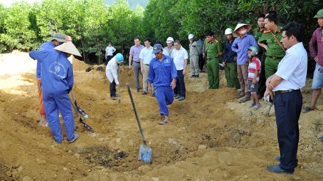 Dân biết Formosa đổ thải từ lâu, nhưng Sở TN-MT nghĩ bùn thường... ảnh 3