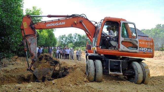 Dân biết Formosa đổ thải từ lâu, nhưng Sở TN-MT nghĩ bùn thường... ảnh 6