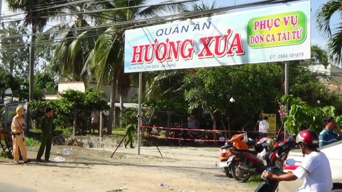 Bắt trung tá Campuchia bắn chết 1 chủ tiệm vàng người Việt ảnh 1