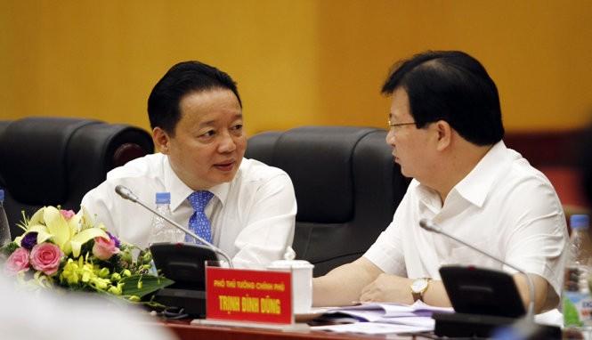 Bộ trưởng Trần Hồng Hà: báo cáo môi trường từ Formosa quá chung chung ảnh 1