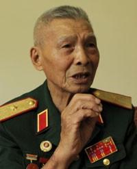 Thiếu tướng Nguyễn Đức Huy, nguyên Phó tư lệnh Quân khu 2, tham mưu trưởng mặt trận Vị Xuyên thời kỳ 1985 - 1989