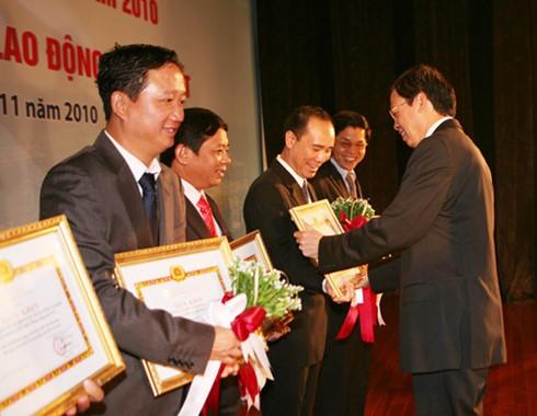Vụ ông Trịnh Xuân Thanh: Vì sao PVC liên tiếp được khen thưởng? ảnh 1