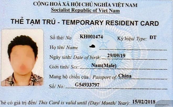 Kiến nghị trục xuất 66 người Trung Quốc làm việc không phép ảnh 1