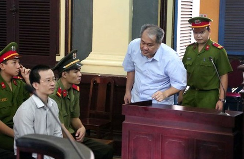 Đại án Phạm Công Danh: Nữ giám đốc Tân Hiệp Phát có mặt tại tòa ảnh 4