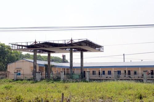 """Cận cảnh nhà máy hàng nghìn tỷ do PVC làm tổng thầu """"đắp chiếu"""" 7 năm ảnh 4"""