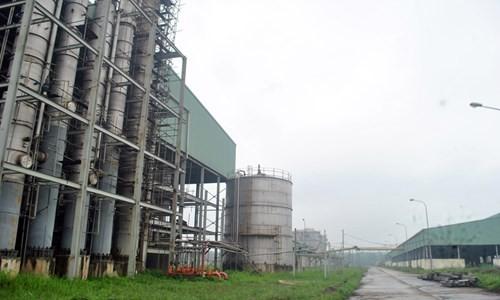 """Cận cảnh nhà máy hàng nghìn tỷ do PVC làm tổng thầu """"đắp chiếu"""" 7 năm ảnh 8"""