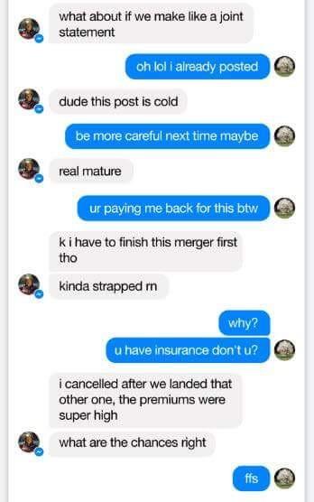 Hé lộ đoạn tin nhắn giữa Elon Musk và Mark Zuckerberg 5 phút sau vụ nổ SpaceX ảnh 4