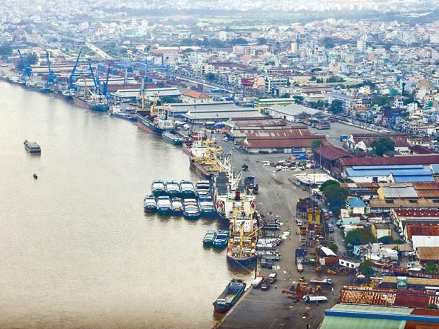 Sắp di dời xong cảng Nhà Rồng - Khánh Hội