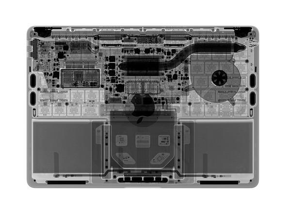 """Cận cảnh: """"Mổ bụng"""" Macbook Pro 13-inch 2016 ảnh 3"""