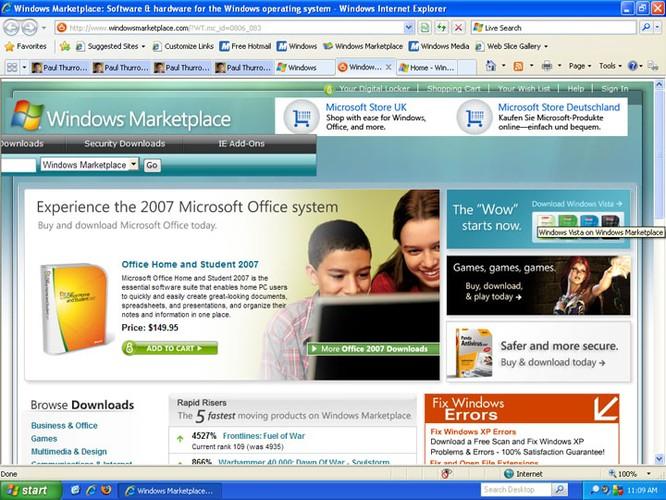 20 năm cuộc đời Internet Explorer: Từ kẻ lật đổ đột phá đến gục chết trong trì trệ ảnh 24