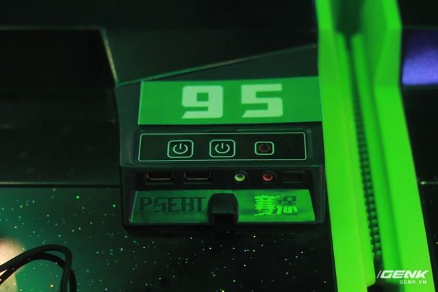 Ghé thăm phòng net khủng nhất TP.HCM: Tản nhiệt nước, GeForce series 10, màn hình cong ảnh 8