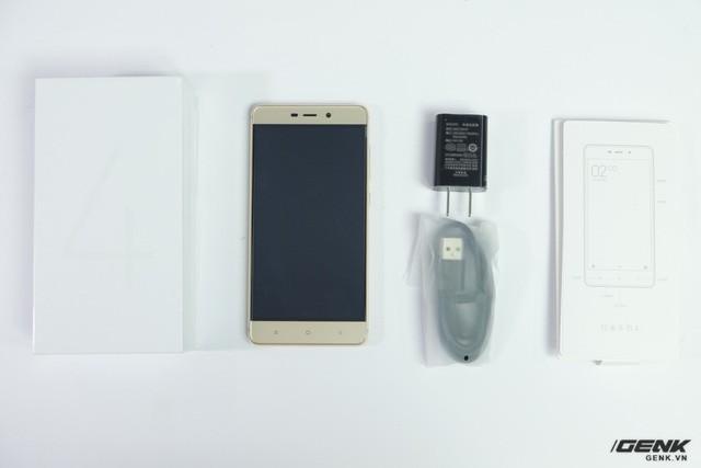 Hình ảnh Xiaomi Redmi 4 đầu tiên tại Việt Nam: Nâng cấp mạnh và giá rẻ giật mình ảnh 6