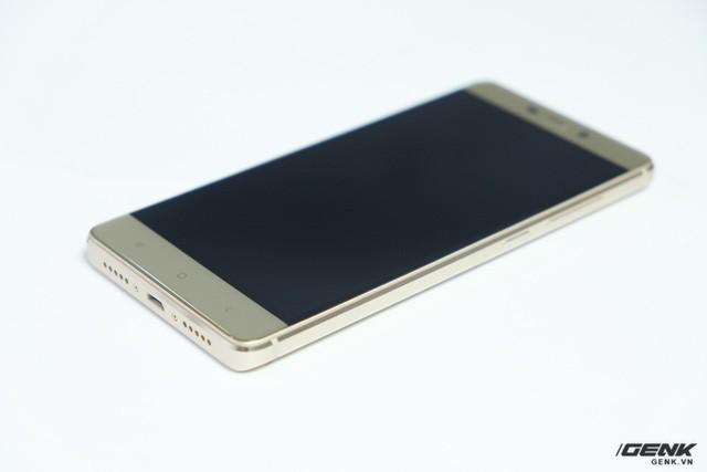Hình ảnh Xiaomi Redmi 4 đầu tiên tại Việt Nam: Nâng cấp mạnh và giá rẻ giật mình ảnh 8