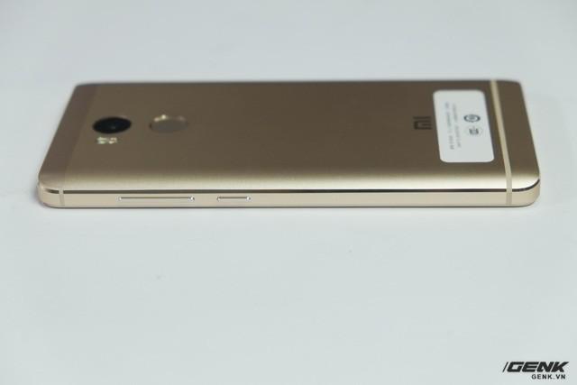 Hình ảnh Xiaomi Redmi 4 đầu tiên tại Việt Nam: Nâng cấp mạnh và giá rẻ giật mình ảnh 10