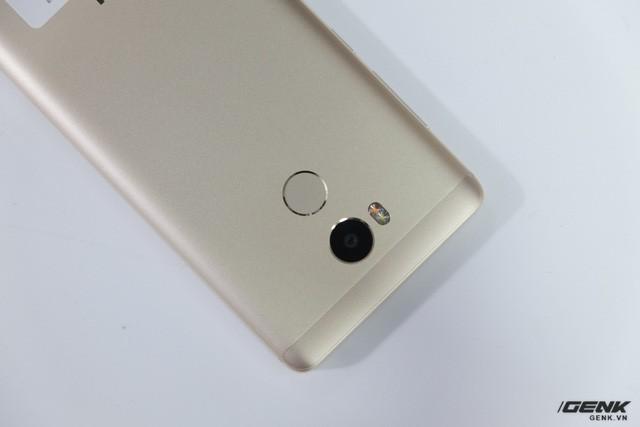 Hình ảnh Xiaomi Redmi 4 đầu tiên tại Việt Nam: Nâng cấp mạnh và giá rẻ giật mình ảnh 14
