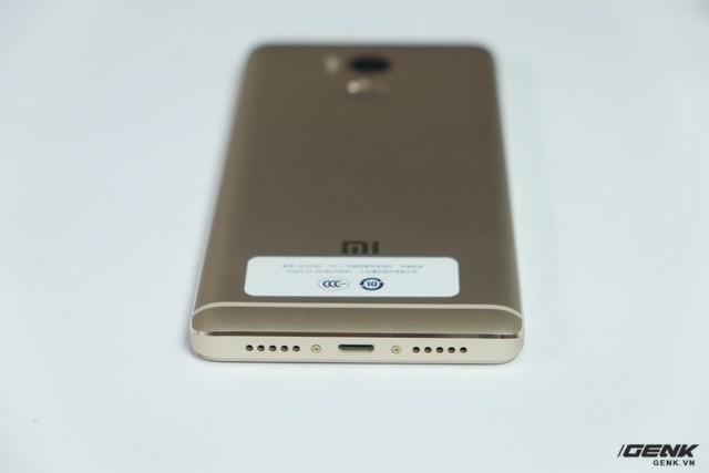 Hình ảnh Xiaomi Redmi 4 đầu tiên tại Việt Nam: Nâng cấp mạnh và giá rẻ giật mình ảnh 12