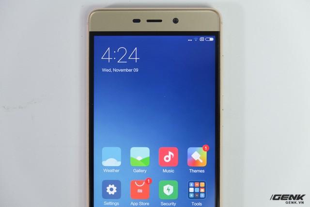 Hình ảnh Xiaomi Redmi 4 đầu tiên tại Việt Nam: Nâng cấp mạnh và giá rẻ giật mình ảnh 17
