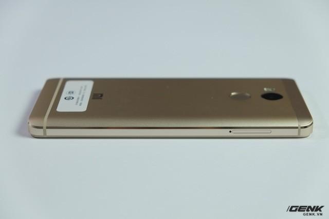 Hình ảnh Xiaomi Redmi 4 đầu tiên tại Việt Nam: Nâng cấp mạnh và giá rẻ giật mình ảnh 11