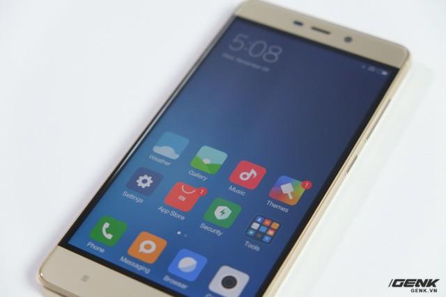 Hình ảnh Xiaomi Redmi 4 đầu tiên tại Việt Nam: Nâng cấp mạnh và giá rẻ giật mình ảnh 16