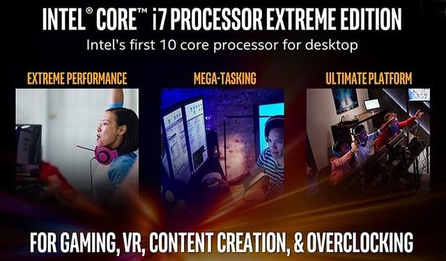 Lộ hình ảnh và thông tin phiên bản thử nghiệm CPU cao cấp Intel Skylake-X và Kaby Lake-X ảnh 1
