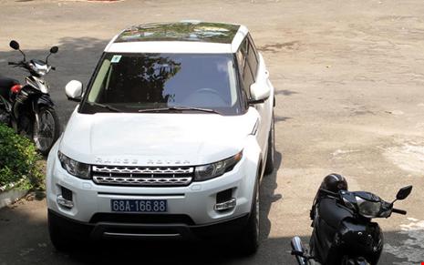 Công an Kiên Giang thông tin việc cho UBND tỉnh mượn xe ảnh 1