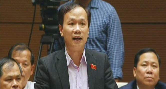 Bộ trưởng Tài nguyên Môi trường trả lời chất vấn: Nóng vì Formosa, ô nhiễm môi trường ảnh 1