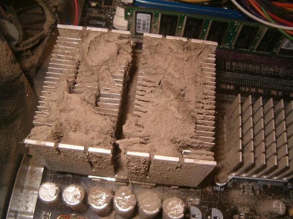 Những bộ máy tính bẩn đến mức thợ sửa nhìn vào phải phát khóc ảnh 5