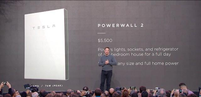 Powerwall 2.0 sẽ thay đổi cuộc sống từng gia đình của Tesla ảnh 2