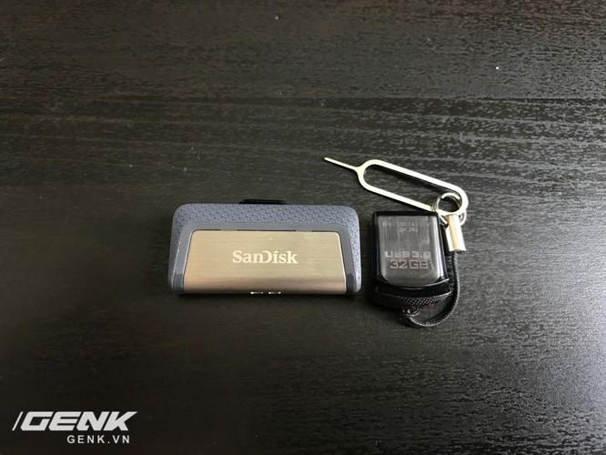 Đánh giá USB đa năng SanDisk Ultra Dual Drive: Không ngại thay đổi ảnh 8