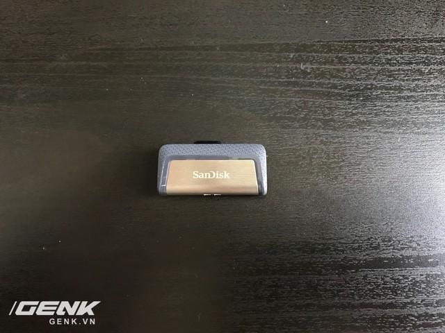 Đánh giá USB đa năng SanDisk Ultra Dual Drive: Không ngại thay đổi ảnh 2