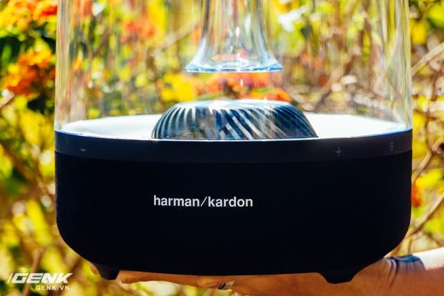 Loa không dây Harman Kardon Aura Plus: Đẹp và xuất sắc ảnh 4