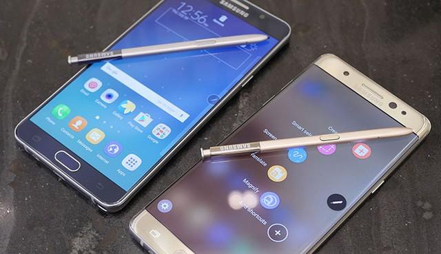 Samsung đang biến Galaxy Note 5 thành Note7 khai tử ảnh 1