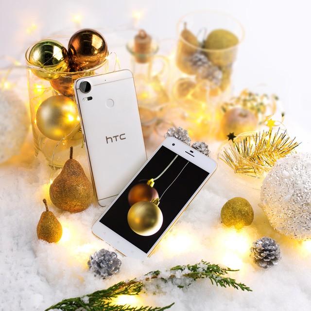 HTC Desire 10 Pro chính thức ra mắt, giá gần 8 triệu đồng ảnh 1