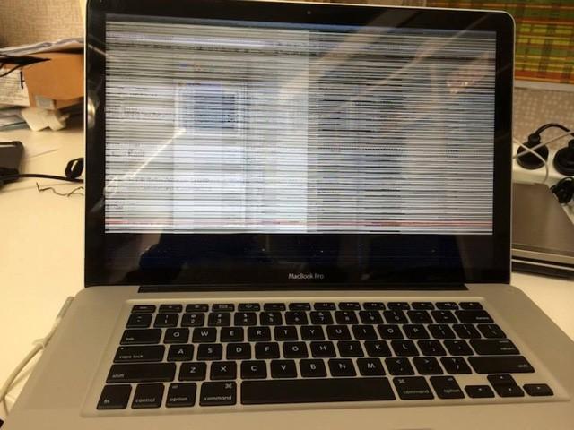 MacBook Pro mới lại có vấn đề về đồ họa ảnh 4