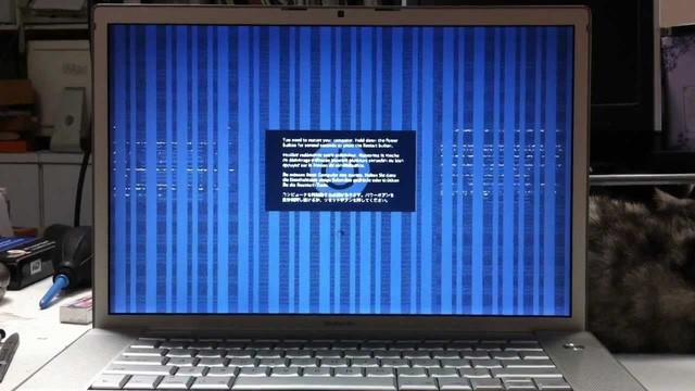 MacBook Pro mới lại có vấn đề về đồ họa ảnh 3