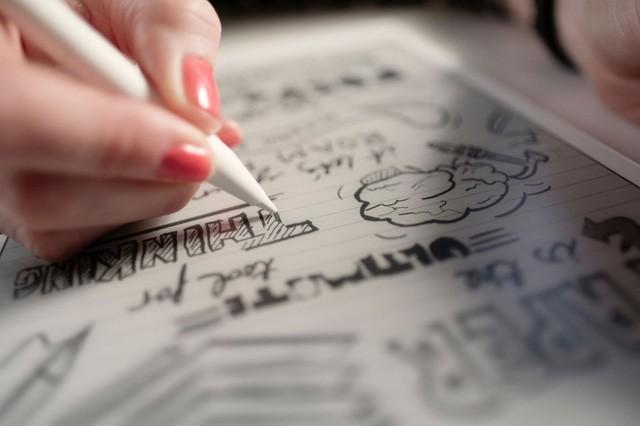 Chiếc máy tính bảng E-Ink này liệu có thể đe doạ được giấy viết truyền thống? ảnh 1