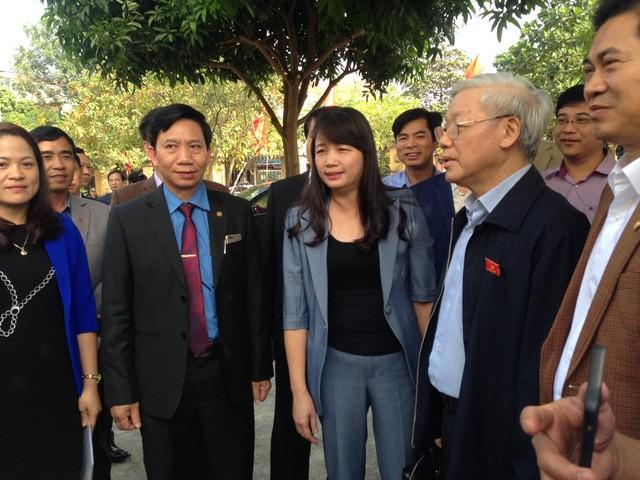 Tổng Bí thư nói về vụ Trịnh Xuân Thanh: Tinh thần là bắt bằng được, không trốn được đâu ảnh 2