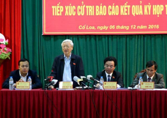 Tổng Bí thư nói về vụ Trịnh Xuân Thanh: Tinh thần là bắt bằng được, không trốn được đâu ảnh 3