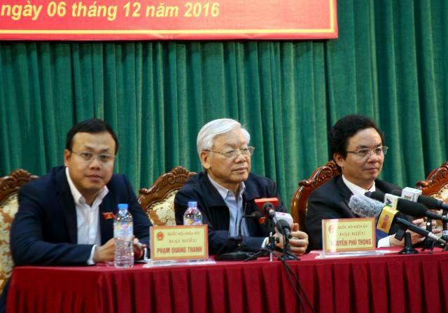 Tổng Bí thư nói về vụ Trịnh Xuân Thanh: Tinh thần là bắt bằng được, không trốn được đâu ảnh 4